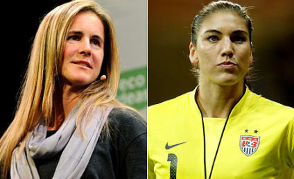 Brandi Chastain on Hope Solo Tweets: Just Doing My Job!
