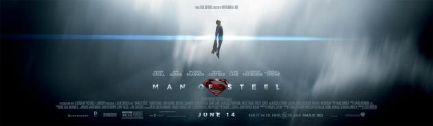 Man of Steel Banner