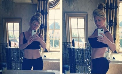 Kim Zolciak Posts New Svelte Selfie, Sticks It to Haters