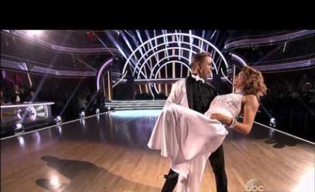 Amy Purdy & Derek Hough - Quickstep