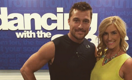Chris Soules Dedicates Dancing with the Stars Performance to Whitney Bischoff