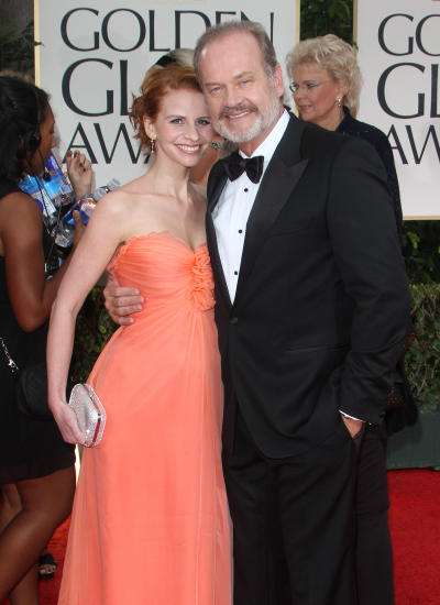 Kelsey Grammer, Pregnant Wife