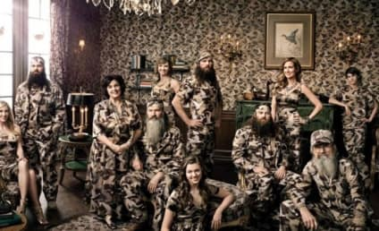 Duck Dynasty Returning With Phil Robertson in 2014; Suspension Lifted By A&E