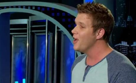 Dustin Watts American Idol Audition