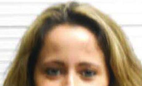 Jenelle Evans Mug Shot (May 2013)