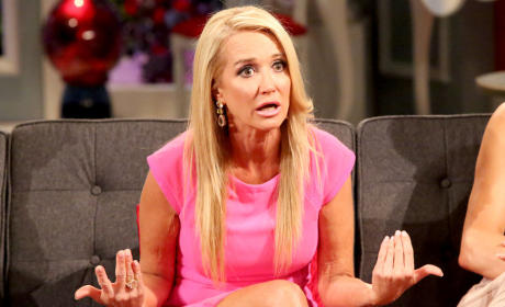 Kim Richards Will NOT Be Fired From The Real Housewives of Beverly Hills as Long as She Completes Rehab