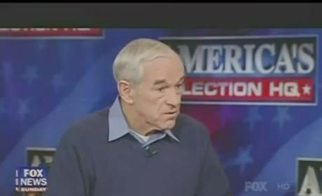 Ron Paul on Fox News Sunday