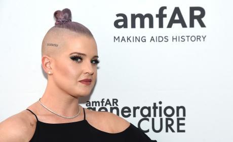 Kelly Osbourne amfAR generationCure pic