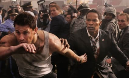 White House Down Reviews: Demented, Entertaining, Nutty!