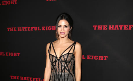 Jenna Dewan-Tatum: The Hateful Eight Premiere