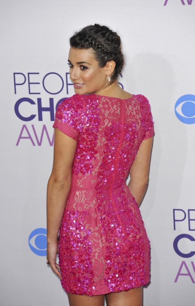 Lea Michele PCA Pic