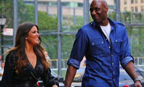 Khloe Kardashian and Lamar Odom: In Constant Contact Since Divorce?