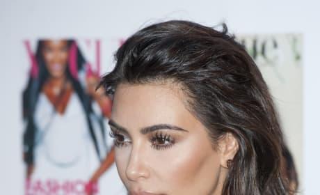 Holy Kim Kardashian Breasts!