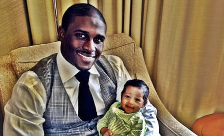 Reggie Bush Daughter