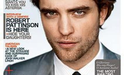 Robert Pattinson: A Single Stud