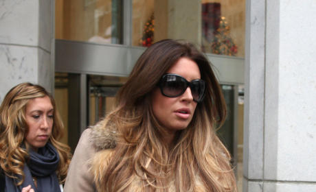Rachel Uchitel: Expecting a Girl!