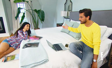 Scott Disick to Kourtney Kardashian: We Haven't Slept Together in Five Years!
