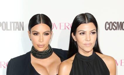 Kourtney Kardashian: Kim Kardashian Takes Parenting Digs At Me!