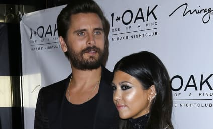 Scott Disick: Kicked Out By Kourtney Kardashian, Cheating on Her in St. Tropez?!