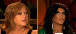 Teresa Giudice vs. Caroline and Lauren Manzo