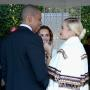 Jay-Z and Rita Ora: Roc Nation Pre-GRAMMY Brunch