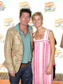 Ty Pennington and Drea Bock