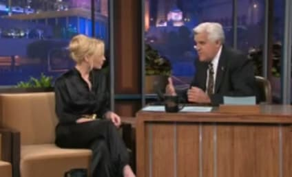Lindsay Lohan to Jay Leno: I'm a Fighter!