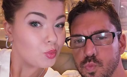 "Amber Portwood Has ""Cold Feet,"" Fiance Says She's Fine"