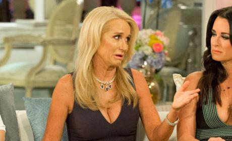Kim Richards Reunites