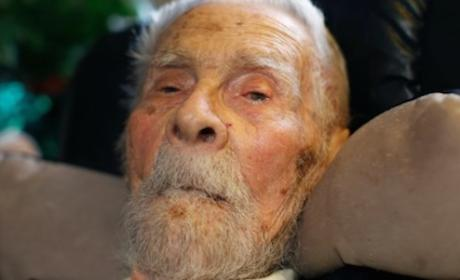Alexander Imich, World's Oldest Man, Dies at 111