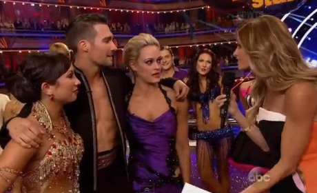 James Maslow & Cheryl Burke - Tango - Week 4