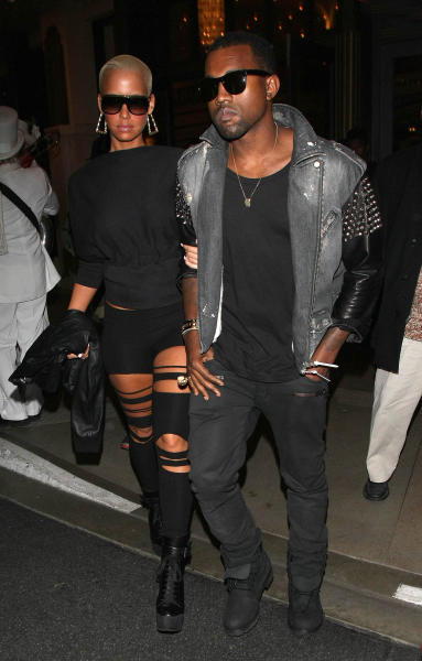 Kanye West, Girlfriend