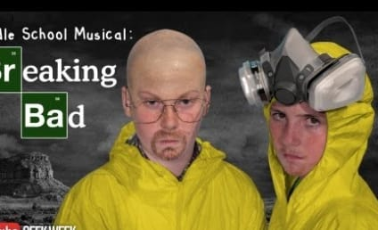 Breaking Bad Musical: Middle-Schoolers Sing About Their Favorite Rock Candy