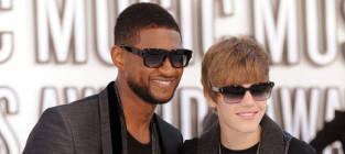 Justin Bieber and Usher Roast Chestnuts on an Open Fire: First Listen!