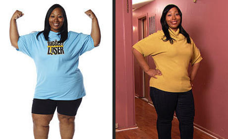 Daphne Dortch on The Biggest Loser Elimination: So Glad That's Over!