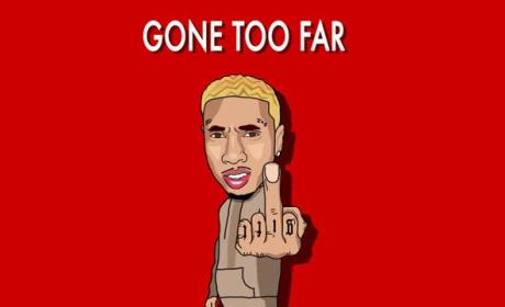 "Tyga Raps About Sex With Kylie Jenner, Relationship Problems on ""Gone Too Far"""