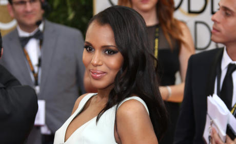Kerry Washington Baby Bump Photo