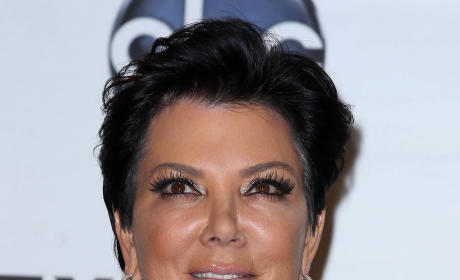 "Kris Jenner Signs Endorsement Deal to ""Promote Great Sex"""