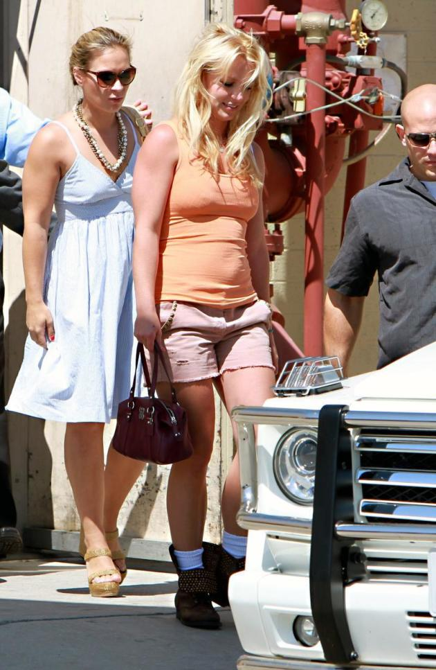 The Latest Britney Fashion
