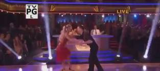 Aly Raisman - Dancing With the Stars Semifinals (Afro Jazz)