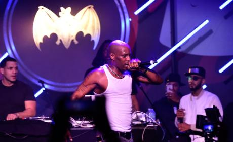 DMX Swizz Beatz House Party 2015