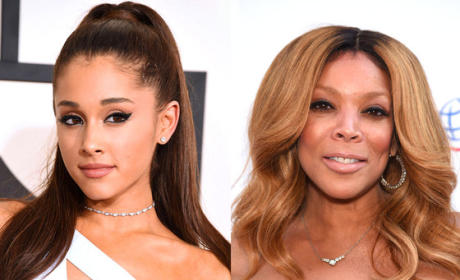 Wendy Williams: SLAMMED for Body-Shaming Ariana Grande