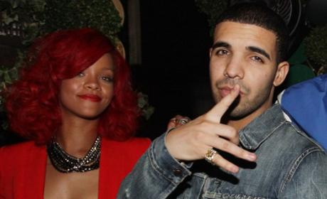 Rihanna and Drake: In Love?!