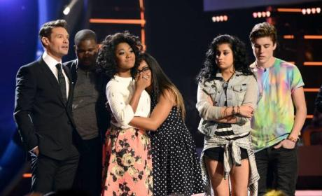 Majesty Rose: Sad AND Happy Over American Idol Elimination