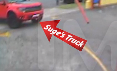 Suge Knight Hit and Run Video Revealed! Is the Hip Hop Mogul Guilty of Murder?