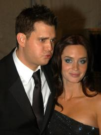 Michael Buble, Emily Blunt