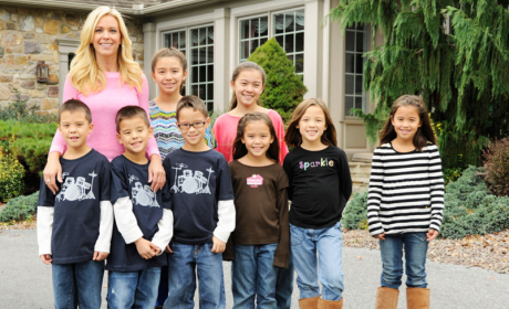 Kate Plus Eight Photo