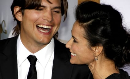 Ashton Kutcher Actually Reaches Out to Demi Moore