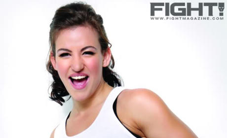 Miesha Tate Nude: Coming to ESPN the Magazine!
