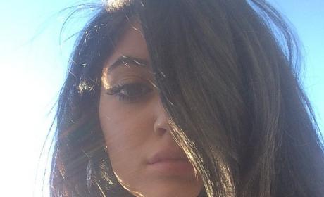 Kylie Jenner Self-Portrait